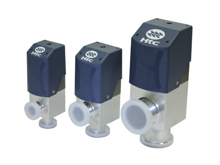 All in one HV aluminum angle valve