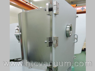 D-shape vacuum chamber standard customized