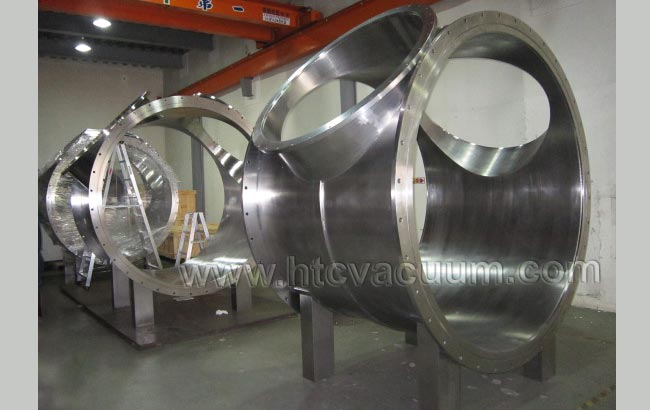 Htc vacuum provide Large vacuum chamber