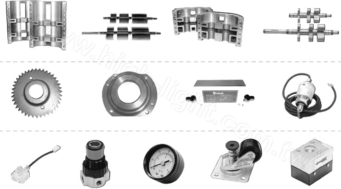 Htc vacuum provides A150W type EBARA Dry Pump Repair kits