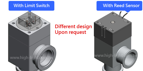 normal-close-aluminum block valve feature