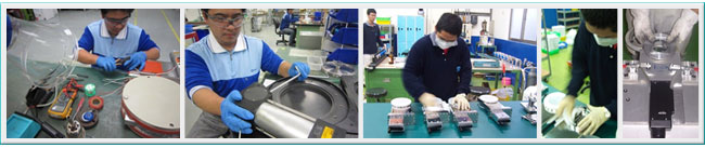 Htc vacuum have the ability to fix or produce the damaged vacuum valves,the complete overhaul process and standard operation procedure make your vacuum valves work well like before.
