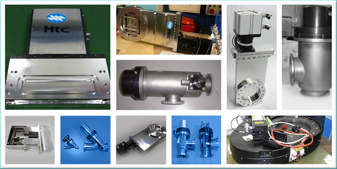 Htc vacuum can repair and overhaul for various brands of vacuum valves