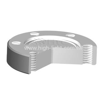 CF封盖(不旋转-螺栓孔接头法兰)