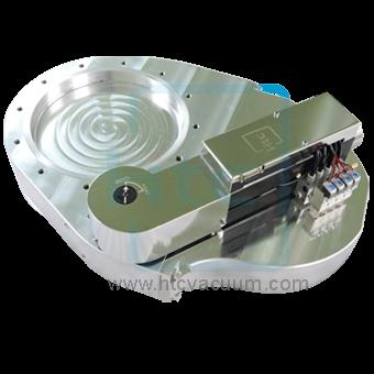 3位置鐘擺閥含傳感器可壓力控制開啟/關閉/第3方位置 | Htc日揚真空閥製造供應商