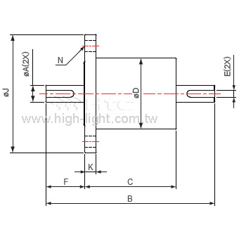 9-16_Flange_Mount-Solid_Shaft-D.jpg