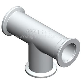 铝制管件(三通,弯头) | 真空管件 Vacuum Fitting : Htc日扬真空