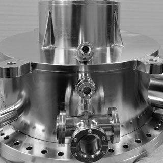Custom Ultra-high vacuum chambers