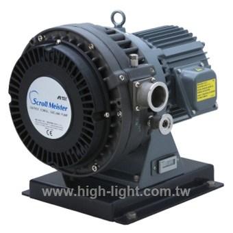 ISP 500C | 无油涡卷式真空泵 : Htc日扬真空