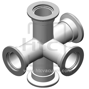 5-Way Crosses Series | Vacuum Fittings & Components : Htc vacuum