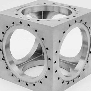 标准化系列 - UHV超高真空腔体(箱体)