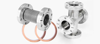 Ultra-High Vacuum Components - CF Series
