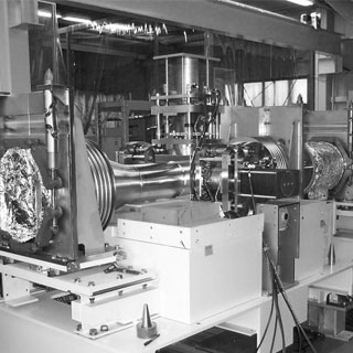 同步輻射UHV超高真空腔體